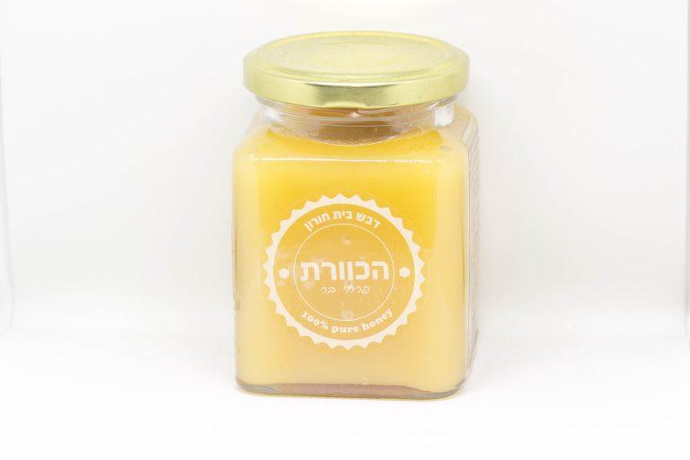 דבש פרחי בר 350 גרם